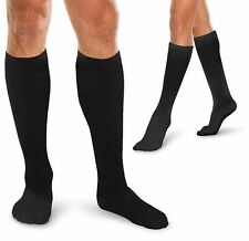 Therafirm Core-Spun Soporte Calcetines para Hombres y Mujeres 15-20 Mmhg