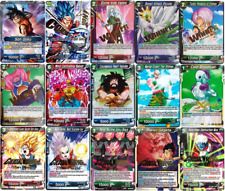 Dragon Ball Super Trading Card Game - 'Winner' Stamped Promos - SINGLES
