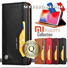 Case Cover Leather Premium Quality Leather Case Cover XIAOMI (All Models)
