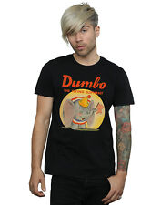 Disney Hombre Dumbo Flying Elephant Camiseta