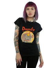 Disney Mujer Dumbo Flying Elephant Camiseta