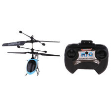 RC Helicopter Airplane Model 2CH con luci a LED