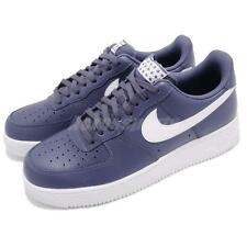 Nike Air Force 1 07 AF1 Blue Recall White Men Casual Shoes Sneakers AA4083-401