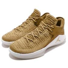 Nike Air Jordan XXXII Low GS 32 Wheat Golden Harvest Youth Basketball AA1257-700