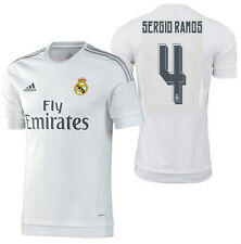 Adidas Sergio Ramos Real Madrid Auténtico Home Match Camiseta 2015/16