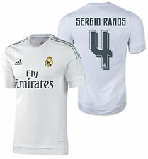 Adidas Sergio Ramos Real Madrid Home Jersey 2015/16