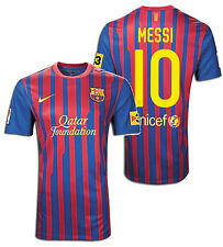 Nike FC Barcelona Lionel Messi Home Jersey 2011/12