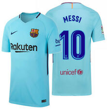 Nike Lionel Messi FC Barcelona Away Jersey 2017/18