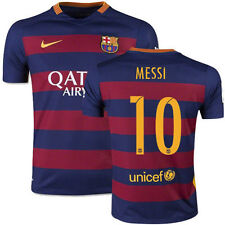 Nike Lionel Messi FC Barcelona Home Youth Camiseta 2015/16