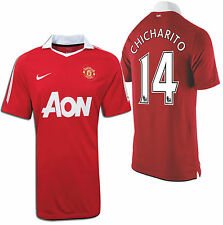 609343d4dfe Manchester United AON Jersey Youth 16 Javier Chicharito0 results ...