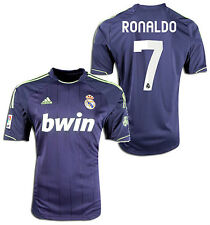 f3ca88728 Real Madrid Player Issue Jersey Ronaldo 12 13 Formotion Match un ...