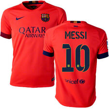 Nike Lionel Messi FC Barcelona Youth Away Jersey 2014/15