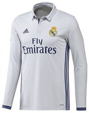 Adidas Real Madrid Manches Longues Maillot Domicile 2016/17