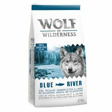"""Wolf of Wilderness Adult """"Blue River"""" - Salmon"""