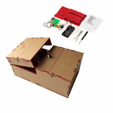 Useless Box DIY Kit Useless Machine Birthday Gift Toy Geek Gadget Fun Office