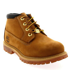 Womens Timberland Earthkeepers Nellie Chukka Double Wheat Ankle Boots US 5-11
