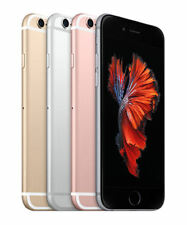 Apple Iphone 6s Smartphone 16 32 64 128 Gb Gris Argent Doré or Rose