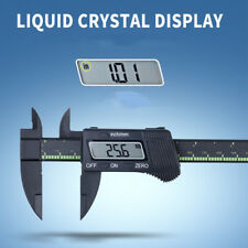 Popular 150MM 6inch LCD Digital Electronic Vernier Caliper Gauge Micrometer