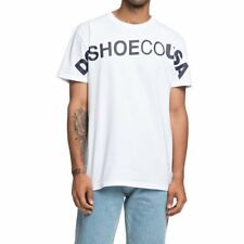 Camiseta DC Shoes Side To Side Blanco Hombre EDYZT03864-WBB0