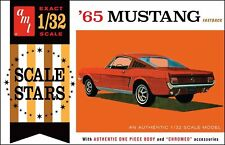 Amt Amt1042 1 1965 Ford Mustang Fastback, 1:32 Scale