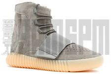 Adidas YEEZY BOOST 750 6 7 LIGHT GREY GUM SUEDE v1 350 turtle dove beluga