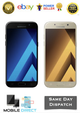 Brand New SAMSUNG GALAXY A5 2017 SM-A520F 4G LTE 32GB SimFree Android Smartphone