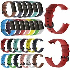 Easyfit Sports Silicone Wristband Watch Band Strap Bracelet For Fitbit Charge 3