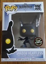 Funko Pop! Kingdom Hearts #335 Shadow Heartless Chase Limited Glow Edition
