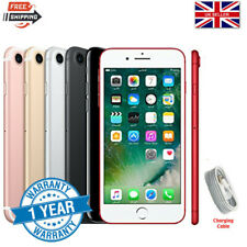 Apple iPhone 7 32GB 128GB 256GB Unlocked SIM Free Smartphone Various Colours A++