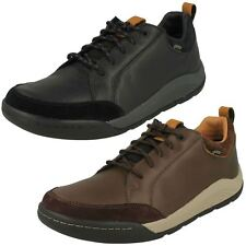 Mens Clarks Casual Gore-Tex Shoes Ashcombe Bay GTX