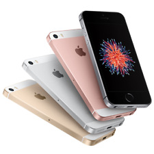Apple Iphone Se Smartphone 4 Pouces 16gb 32GB 64gb 128gb Argent or Gris Rosegold