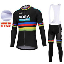 Ropa de ciclismo Bora Camp. Invierno termica thermal larga cycling winter fleece
