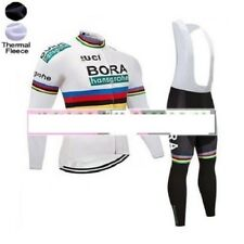 Ropa de ciclismo Bora Cam. Invierno termica thermal larga cycling winter fleece