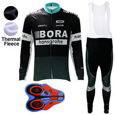 Ropa de ciclismo Bora 17. Invierno termica thermal larga cycling winter fleece