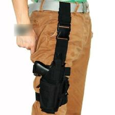 Airsoft Military Tactical Pistol Drop Leg Thigh Holster Elite Police Swat Puttee