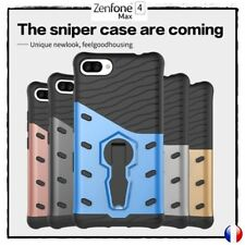 cover Custodia Antiurto Shockproof Cavalletto Asus Zenfone 4 Max ZC554KL