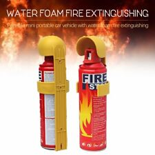 Portable Fire Extinguisher Professional Dry Powder Bracket Car Boat Home ZI