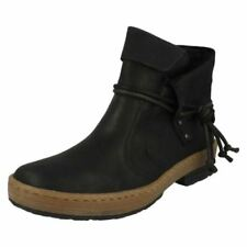 Mujer Rieker Botines Casuales - Z6771