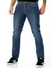 DC Stone Wash Worker Straight Jeans