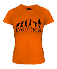 BIRTHDAY GIRL EVOLUTION LADIES T-SHIRT TEE TOP GIFT BALLOON PARTY