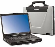 PANASONIC TOUGHBOOK CF-52 - Core 2 Duo 2GB 4GB 80GB 250GB Windows XP 7