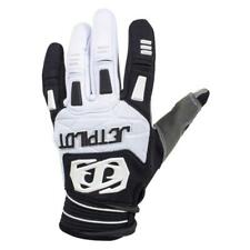 JetPilot Matrix Race Jetski PWC Watersport Glove Full Finger Black & White