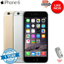 Apple iPhone 6 - 16/32/64GB/128GB - Unlocked SIM Free Smartphone Various Colours