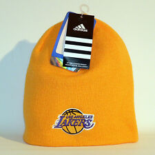 Los Angeles Lakers Beanie / Wollmütze - Adidas - Basketball - NBA - Neu