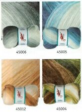 100g Lana Järbo Stella Hilo de Color Degradado Mohair 550m