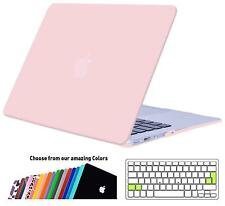 MacBook Air 13 Case Cover Slim Protective Hard Shell A1466 A1369 ROSE or CLEAR