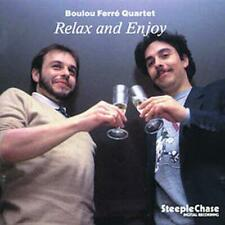 Boulou Quartet Ferré - Relax & Enjoy