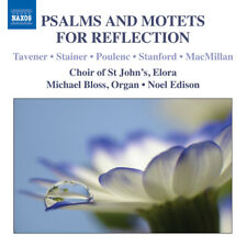 Choir of St John's - Psalms and Motets for Reflection