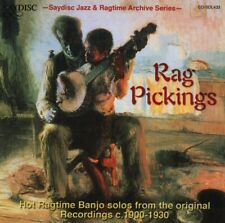 Oakley - Rag Pickings: Hot Ragtime Banjo Solos from the Original Recordings C...