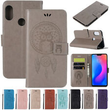 For Xiaomi Mi A2 Lite Redmi S2 4X Note 6 Pro Card Wallet Flip Leather Case Cover